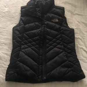 The Northface Black Vest Size XS
